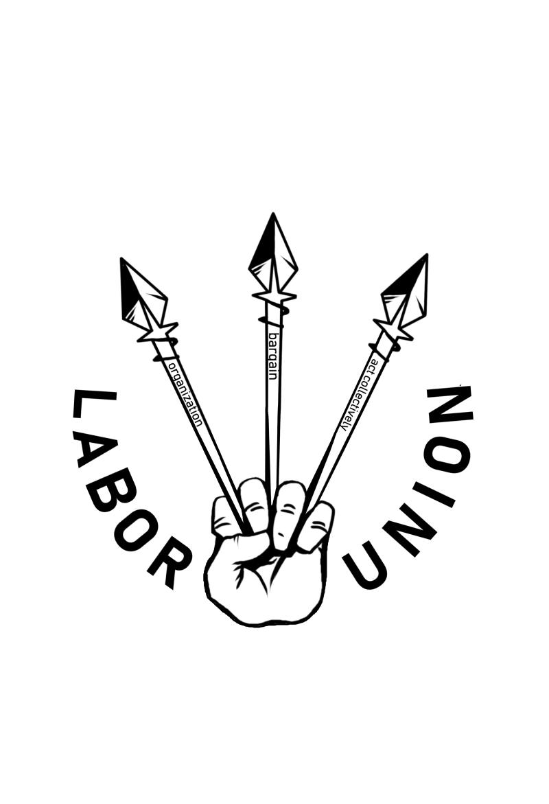 労働組合「LABOR UNION」のロゴ