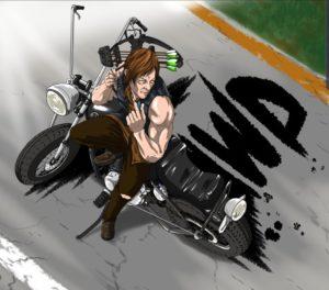 normanreedus's illustration